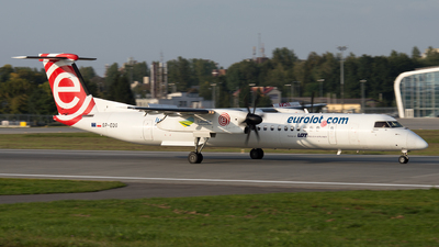 SP-EQG - Bombardier Dash 8-Q402 - LOT Polish Airlines