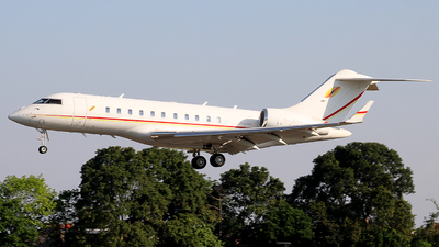 M-JGVJ - Bombardier BD-700-1A11 Global 5000 - Private