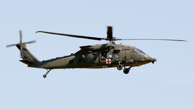16-20874 - Sikorsky HH-60M Blackhawk - United States - US Army