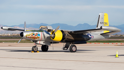 N7079G - Douglas A-26C Invader - Private