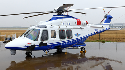 12001 - Agusta-Westland AW-139 - China - Police