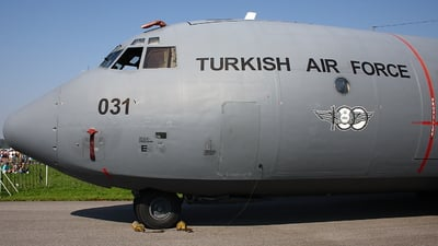 69-031 - Transall C-160D - Turkey - Air Force