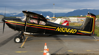 N5244D - Cessna 180A Skywagon - Private