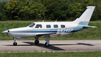 N4346P - Piper PA-46-310P Malibu - Private