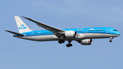 A picture of PHBHD - Boeing 7879 Dreamliner - KLM - © fablee