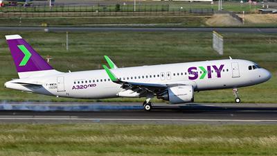 F-WWDA - Airbus A320-251N - Sky Airline