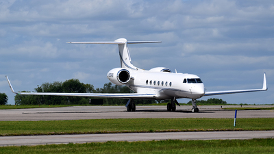 N506HG - Gulfstream G550 - Private