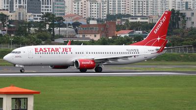 HL8344 - Boeing 737-8KN - Eastar Jet