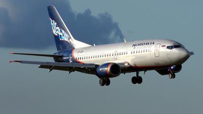 VP-BRI - Boeing 737-5Y0 - Nordavia Regional Airlines