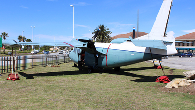 887 - Piaggio P.166S Albatross - South Africa - Air Force