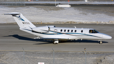 N11XK - Cessna 525 Citation CJ4 - Private