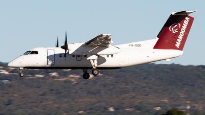 A picture of VHQQD - De Havilland Canada Dash 8100 - [041] - © Joel Baverstock