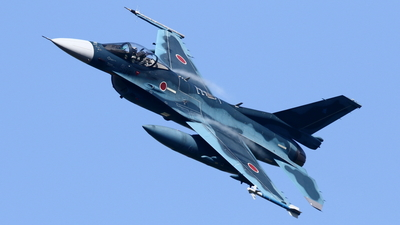 63-8534 - Mitsubishi F-2A - Japan - Air Self Defence Force (JASDF)