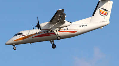 C-GUXF - Bombardier Dash 8-102 - Air Creebec