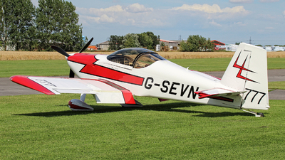 G-SEVN - Vans RV-7 - Private