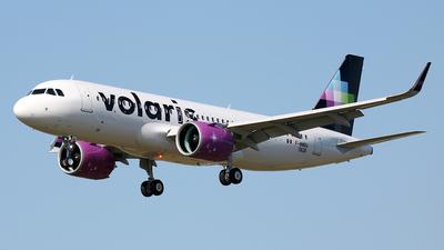 F-WWBU - Airbus A320-271N - Volaris