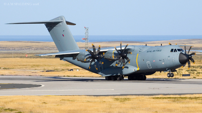 ZM415 - Airbus A400M Atlas C.1 - United Kingdom - Royal Air Force (RAF)