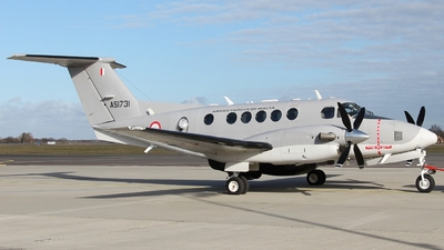 AS1731 - Beechcraft B200GT Super King Air - Malta - Armed Forces