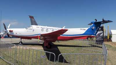 VH-FXW - Pilatus PC-12/47E - Royal Flying Doctor Service of Australia (Central Section)