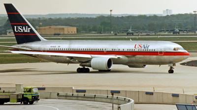 N646US - Boeing 767-201(ER) - USAir