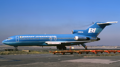 N692WA - Boeing 727-173C - Braniff International Airways