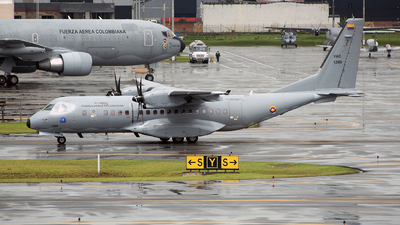 FAC1280 - CASA C-295M - Colombia - Air Force