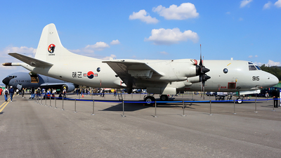 090915 - Lockheed P-3CK Orion - South Korea - Navy