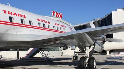 N8083H - Lockheed L1649A Starliner - Trans World Airlines (TWA)