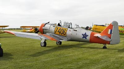 N465SH - North American AT-6C Texan - Private