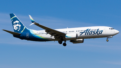 N549AS - Boeing 737-890 - Alaska Airlines