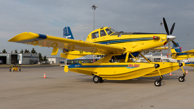 A picture of SEMHP - Air Tractor AT802F Fire Boss - [] - © PM