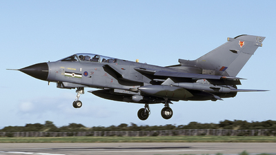 ZG775 - Panavia Tornado GR.4 - United Kingdom - Royal Air Force (RAF)