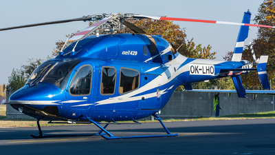 OK-LHO - Bell 429 Global Ranger - Bell Helicopter Prague