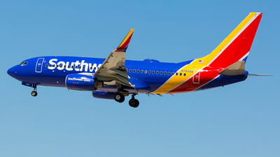 N7849A - Boeing 737-71B - Southwest Airlines