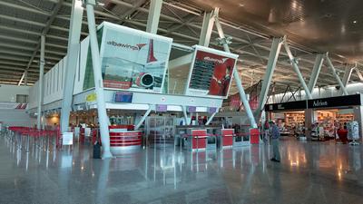 LATI - Airport - Terminal