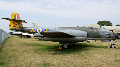 WK654 - Gloster Meteor F.8 - United Kingdom - Royal Air Force (RAF)