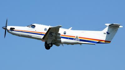 C-GMPM - Pilatus PC-12/47E - Canada - Royal Canadian Mounted Police