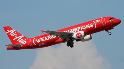 9M-AQF - Airbus A320-216 - AirAsia