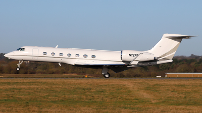 N197BB - Gulfstream G550 - Private