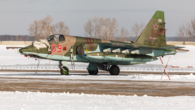 RF-91965 - Sukhoi Su-25SM Frogfoot - Russia - Air Force