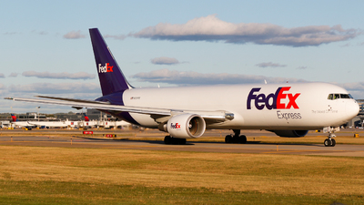 A picture of N151FE - Boeing 7673S2F(ER) - FedEx - © Alec Mollenhauer