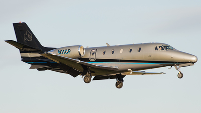 N11CP - Cessna 560XL Citation Excel - Private