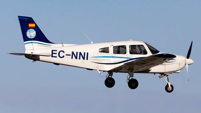 EC-NNI - Piper PA-28-161 Cherokee Warrior - Aerodynamic Flight Academy (ADFA)