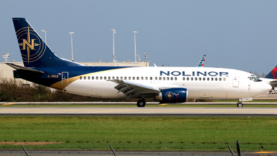 C-GNLQ - Boeing 737-33A(QC) - Nolinor Aviation