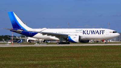 9K-APF - Airbus A330-841 - Kuwait Airways