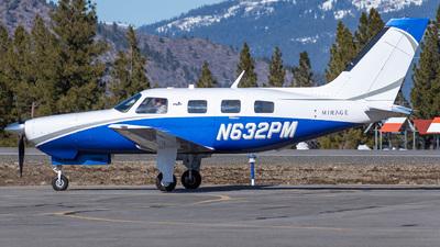 A picture of N632PM - Piper PA46350P Malibu Mirage - [4636632] - © Koson Verkler