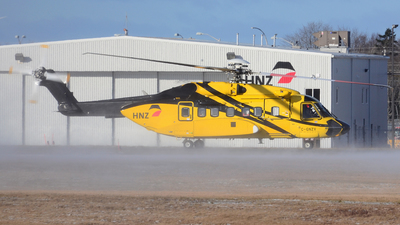 C-GNZV - Sikorsky S-92A Helibus - Private