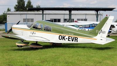 OK-EVR - Piper PA-28-140 Cherokee Cruiser - Private