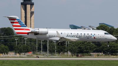 N223JS - Bombardier CRJ-200ER - American Eagle (PSA Airlines)