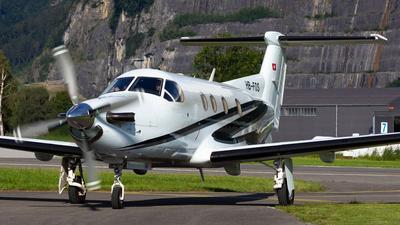 A picture of HBFOS - Pilatus PC12/45 -  - © Marvin Schenk